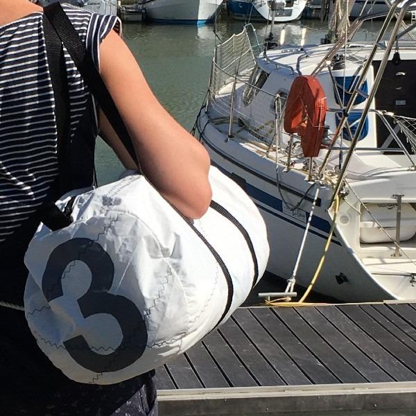 Comment entretenir son sacs en voile recyclée